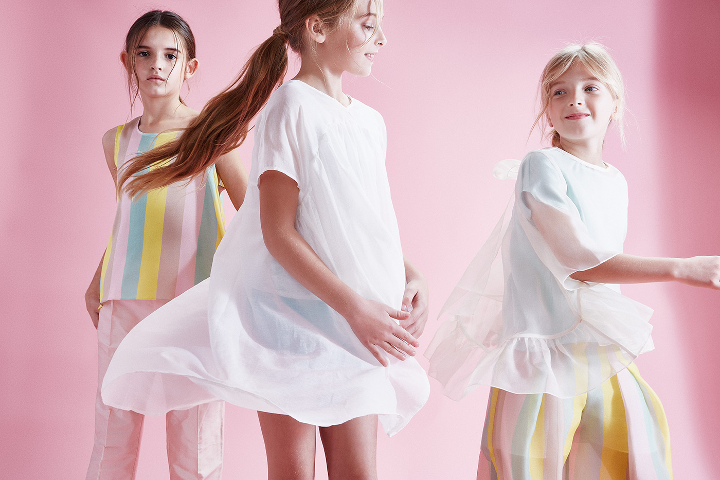 Kids fashion Photographer | VIKA POBEDA | Dancing Girls |