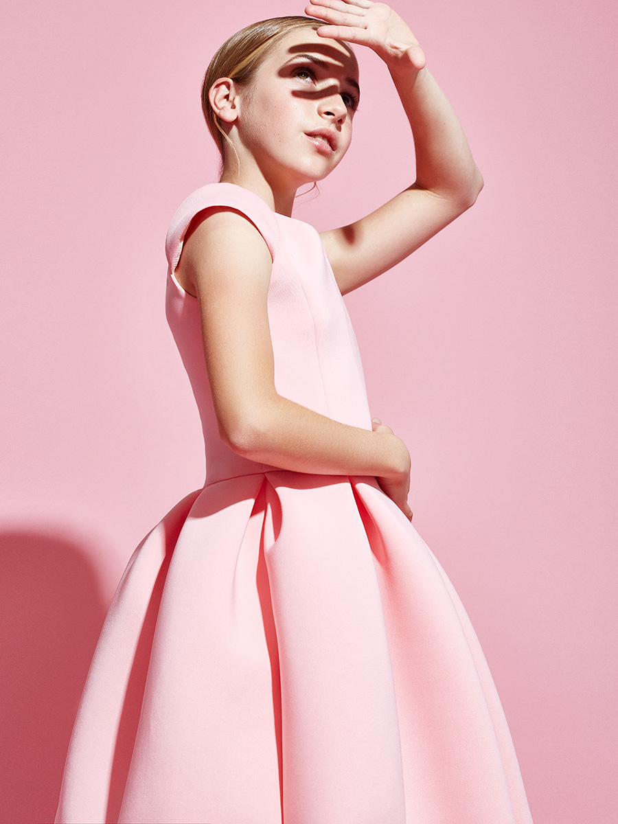 Children fashion Photographer | VIKA POBEDA | Pink Fashion|