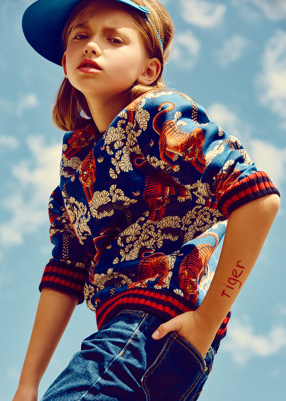 Children fashion Photographer | VIKA POBEDA | Gucci Kids |