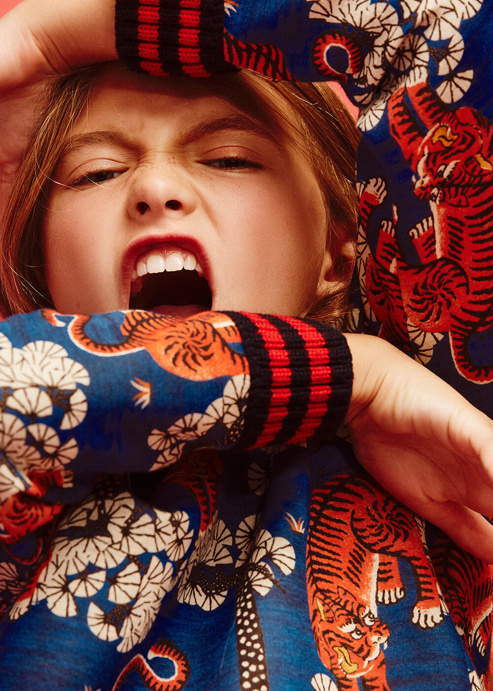 Kids fashion Photography | Tiger | VIKA POBEDA