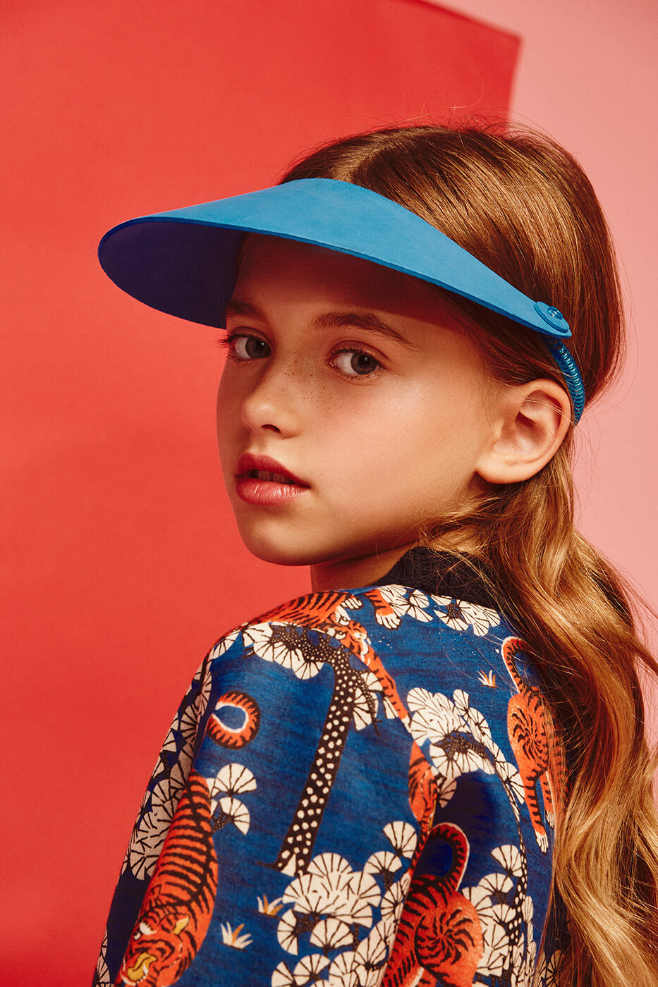 Vika Pobeda - Kids Fashion Photography Gucci Kids