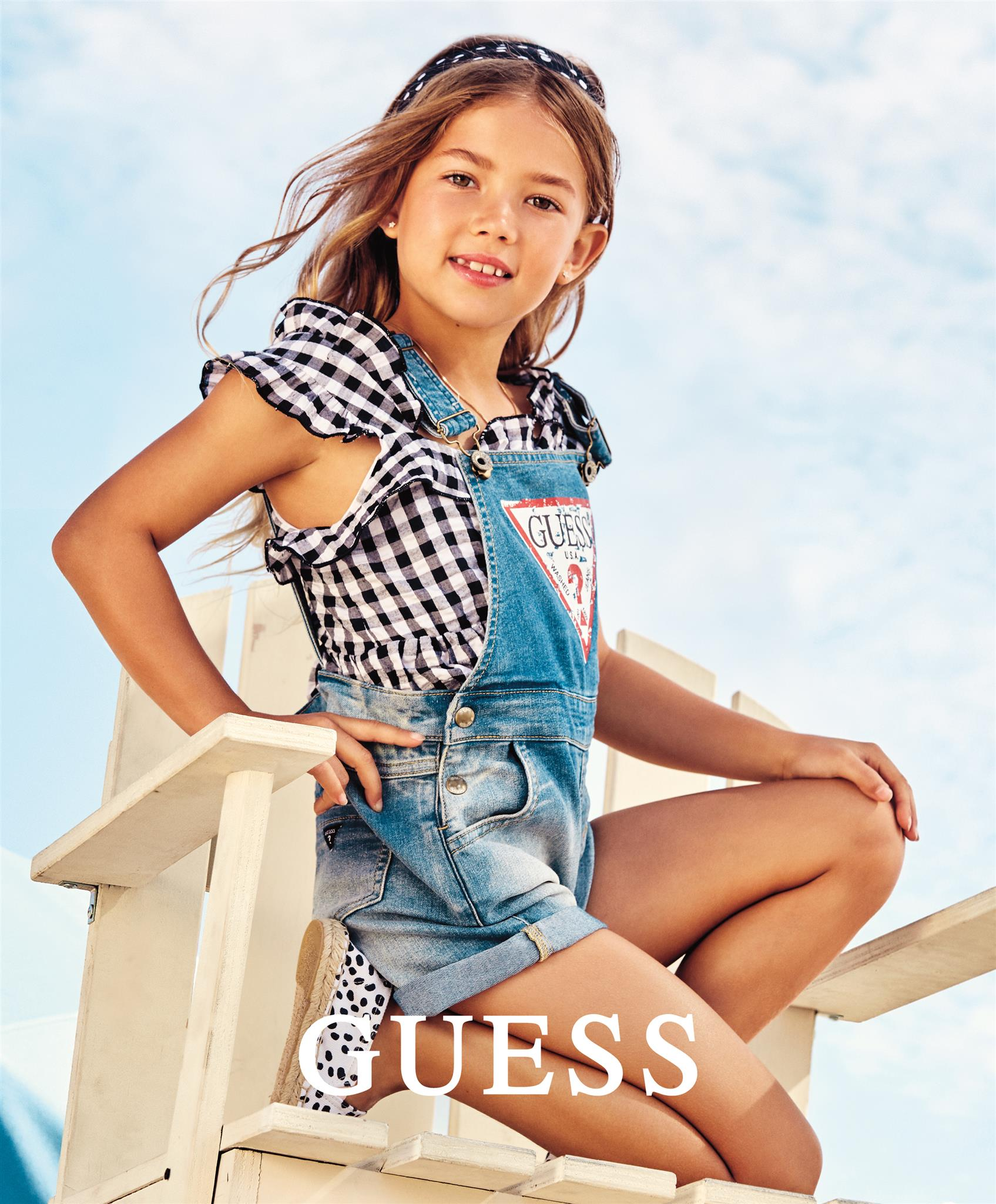 Child Fashion Photography | Guess Kids | VIKA POBEDA