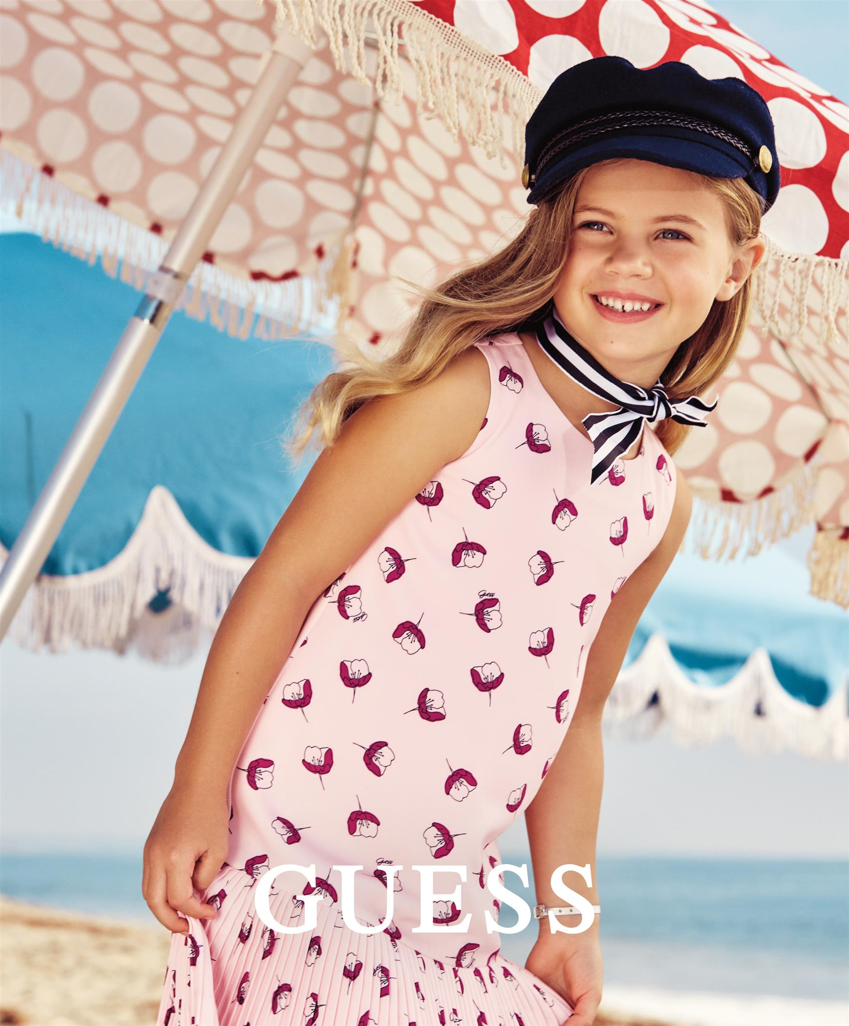 Child fashion Photographer | VIKA POBEDA | Guess Kids |