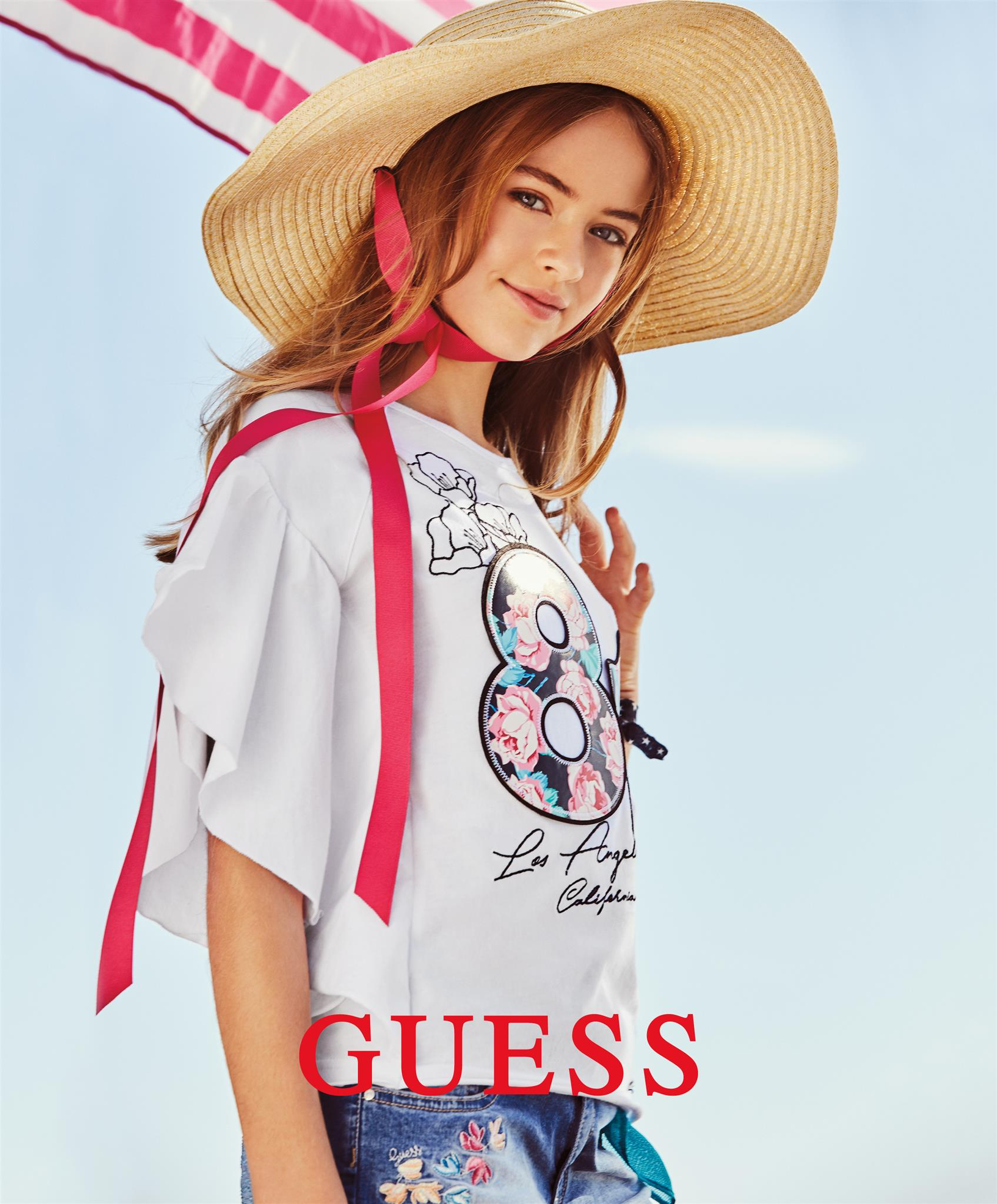 Children fashion Photographer | VIKA POBEDA | Guess Kids |