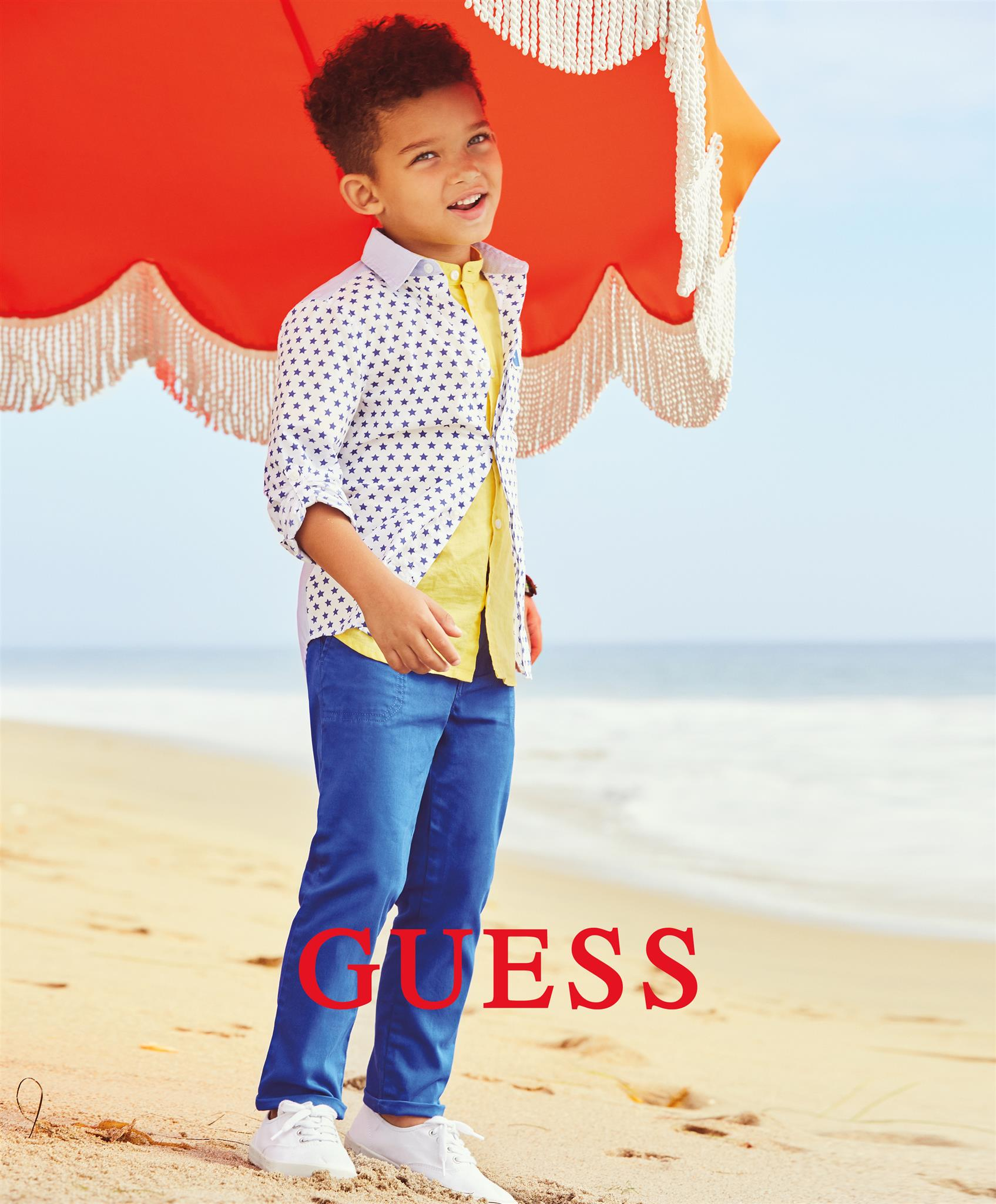 Children Fashion Photography | Guess Kids | VIKA POBEDA