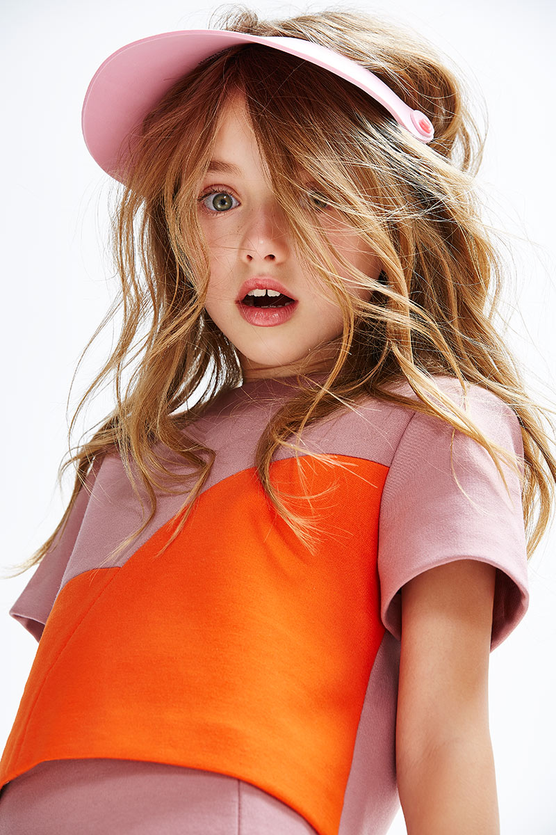 Kids fashion Photography | Child Model | VIKA POBEDA
