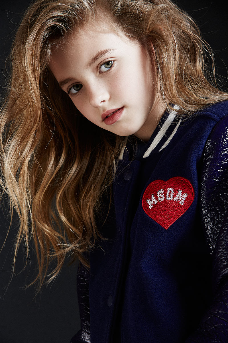 Kids fashion Photographer VIKA POBEDA | MSGM Kids |