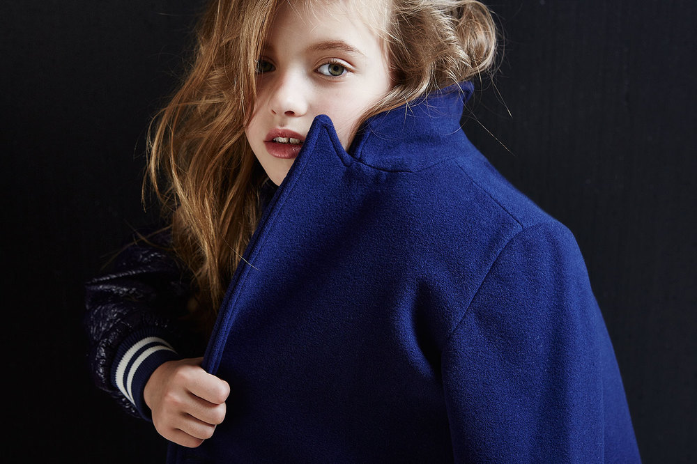 Child Fashion Photography | MSGM Kids | VIKA POBEDA