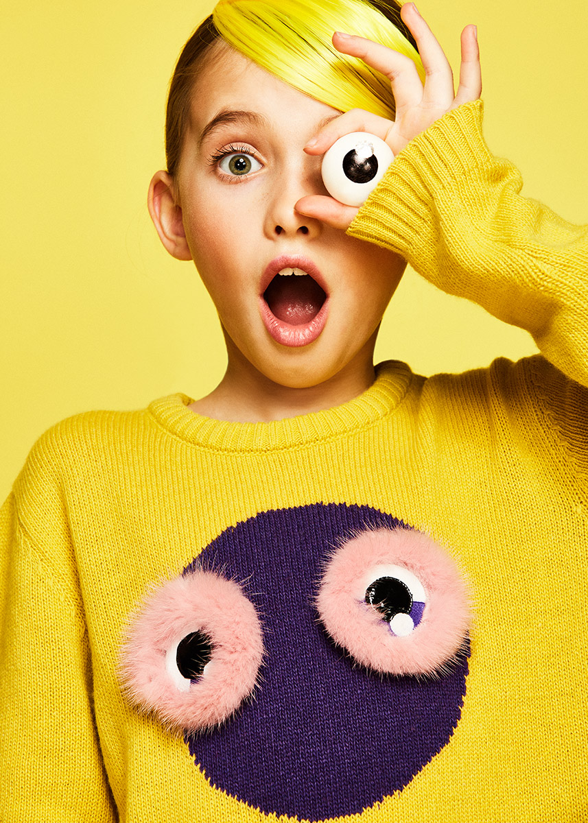 Child fashion Photographer | VIKA POBEDA | Commercial Kids |