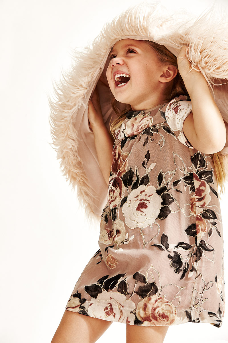Children Fashion Photography | Zara Kids | VIKA POBEDA