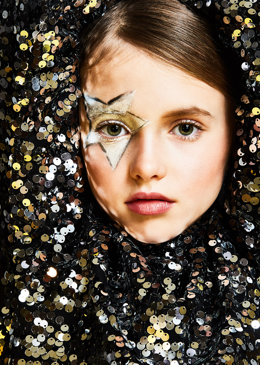 Kids fashion Photographer VIKA POBEDA | Maisie De Krassel |