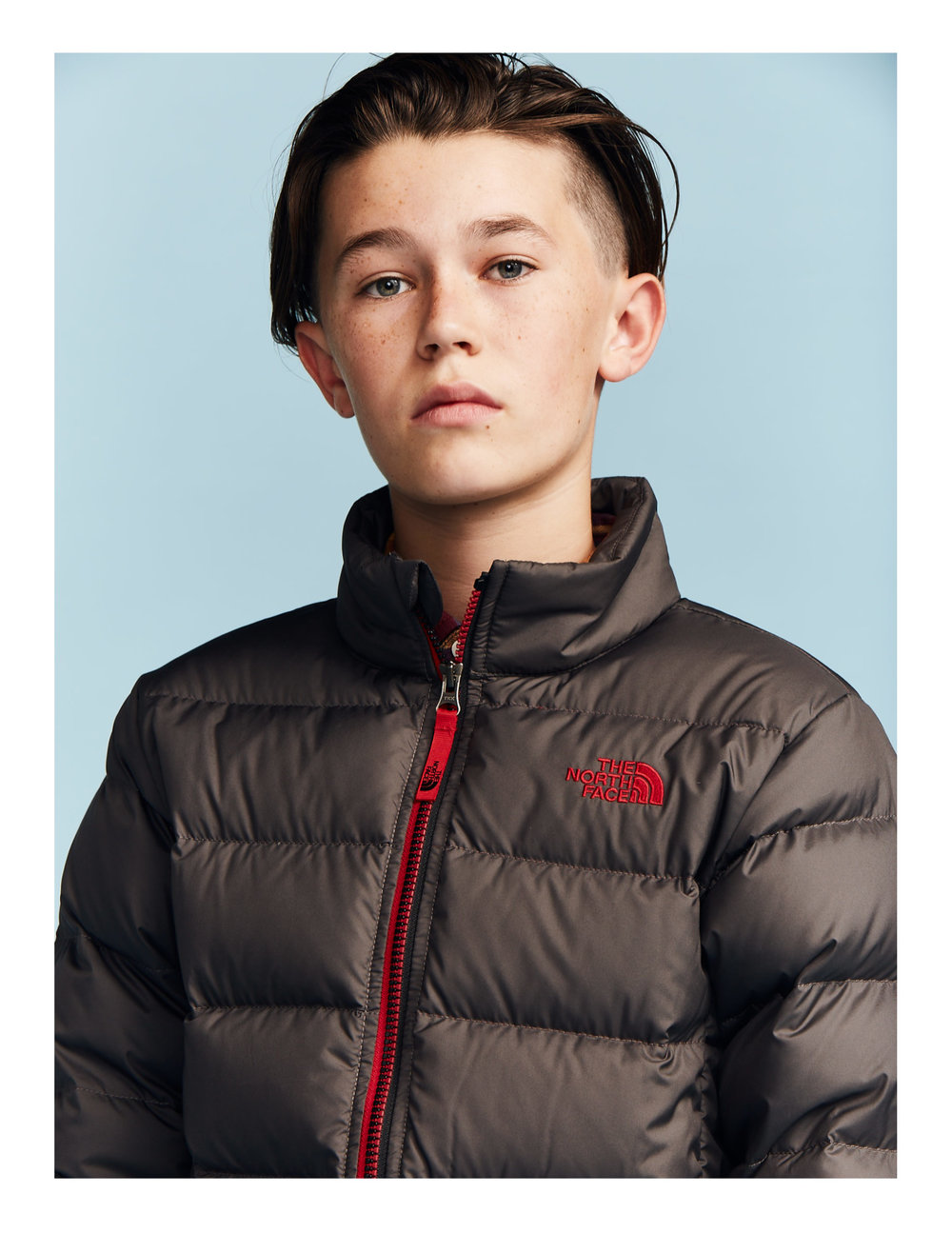Kids fashion Photographer VIKA POBEDA | The North Face |